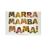 Marra Mamba Mama Rectangle Magnet