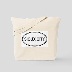 Sioux City (Iowa) Tote Bag