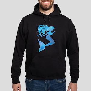 Watercolor Mermaid Sweatshirt