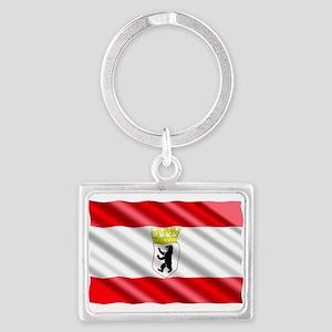 Berlin Flag Keychains