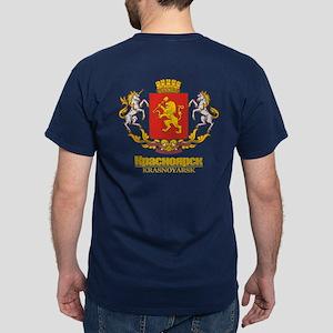 Krasnoyarsk COA Dark T-Shirt