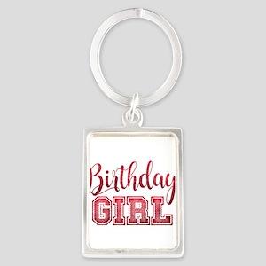 Birthday Girl Keychains