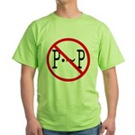 P not P Green T-Shirt