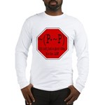 P not P Long Sleeve T-Shirt