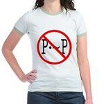 P not P Jr. Ringer T-Shirt