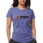 cover-front Womens Tri-blend T-Shirt