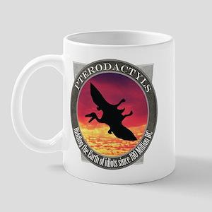 Pterodactyls Mug