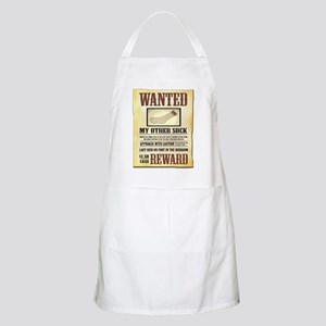 Wanted Sock Apron