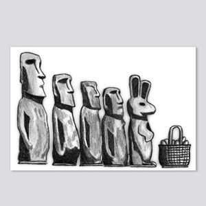 Easter Island Postcards (Package of 8)