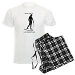 Real Men Men's Light Pajamas