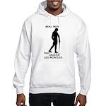Real Men Hooded Sweatshirt