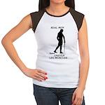 Real Men Women's Cap Sleeve T-Shirt