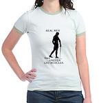 Real Men Jr. Ringer T-Shirt