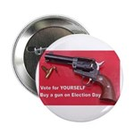 Vote For Yourself Button