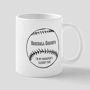 Baseball Grandpa Mug