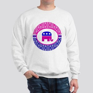 Damask Republican Clothing Sweatshirt