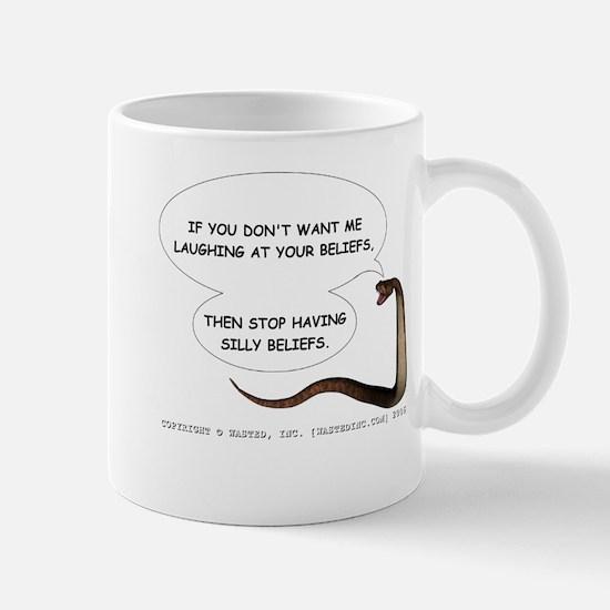 Silly Beliefs Mug