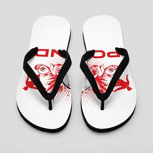 Born Polish Flip Flops