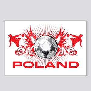 Born Polish Postcards (Package of 8)