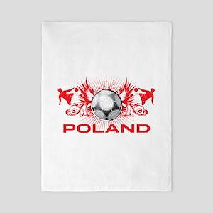 Born Polish Twin Duvet