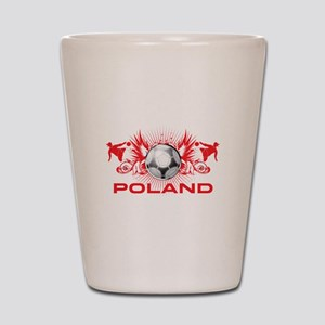Born Polish Shot Glass