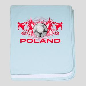 Born Polish baby blanket