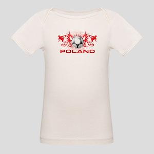 Born Polish Organic Baby T-Shirt