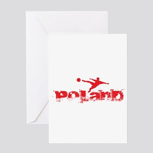Poland Forever Greeting Card