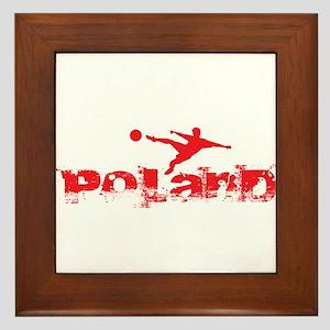 Poland Forever Framed Tile