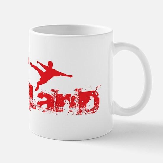 Poland Forever Mug