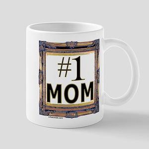 #1 Mom, number 1 mom, number one mom Mug