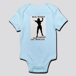 Real Women Infant Bodysuit
