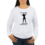 Real Women Women's Long Sleeve T-Shirt