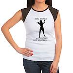 Real Women Women's Cap Sleeve T-Shirt
