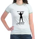 Real Women Jr. Ringer T-Shirt