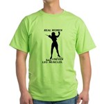 Real Women Green T-Shirt