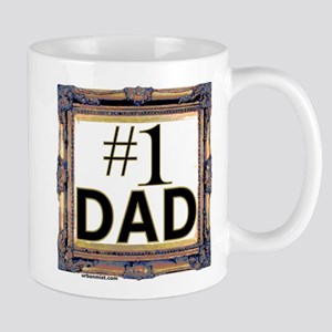 #1 dad, number 1 dad, number one dad Mug