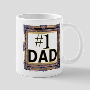 #1 dad, number 1 dad, number one dad Mug