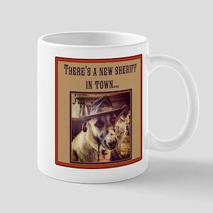 New Sheriff Mug