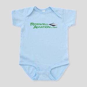 Roswell Aviation Infant Bodysuit