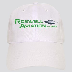 Roswell Aviation Cap
