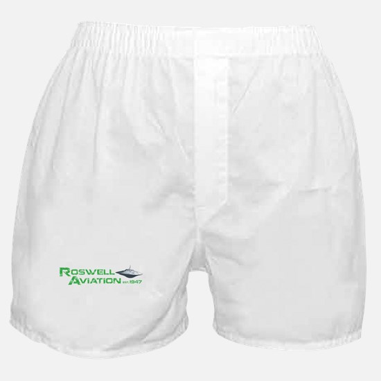 Roswell Aviation Boxer Shorts