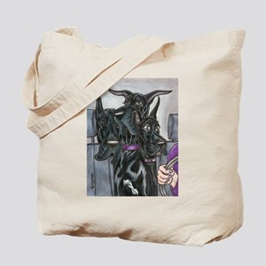CBlk Drivers Helpers Tote Bag