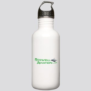 Roswell Aviation Stainless Water Bottle 1.0L