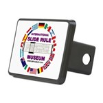 ISRM Ring Logo Rectangular Hitch Cover