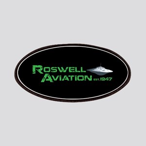 Roswell Aviation Patches