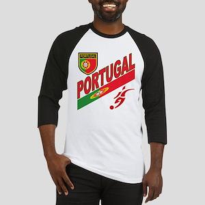 Portugal World Cup Soccer Baseball Jersey