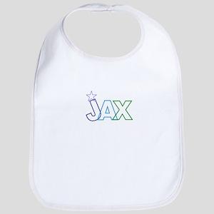 I Love JAX Bib