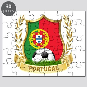 Portugal World Cup Soccer Puzzle