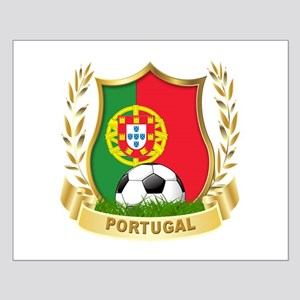 Portugal World Cup Soccer Small Poster